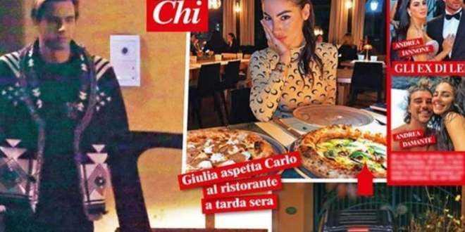 Uomini e Donne gossip, Giulia De Lellis fotografata col nuovo fidanzato