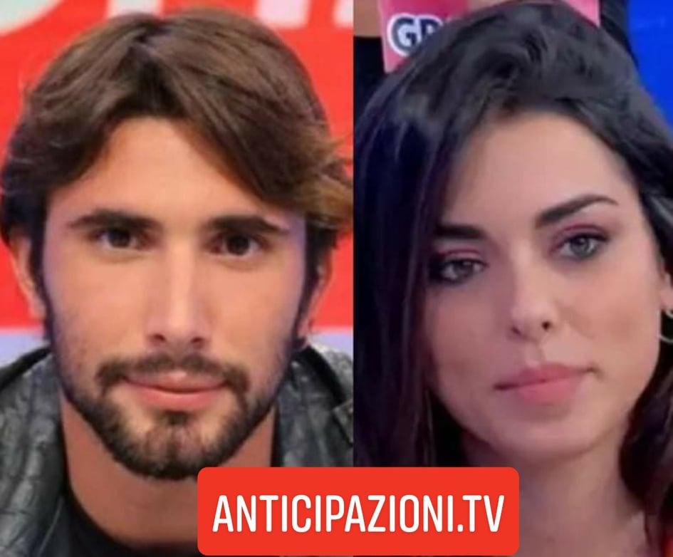 Gossip Uomini e Donne, Giulia D'Urso passa a corteggiare Carlo Pietropoli? Ecco le sue parole