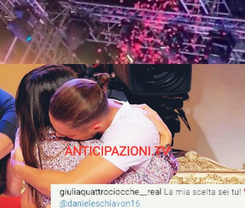 Uomini e Donne anticipazioni, Giulia Quattrociocche sbarca su Instagram: le prime parole dopo la scelta