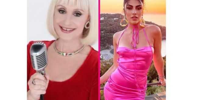 Giulia Salemi nella bufera: c'entra Raffaella Carrà