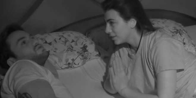 Grande Fratello Vip 5, Giulia Salemi fa una confessione notturna choc a Pierpaolo Pretelli