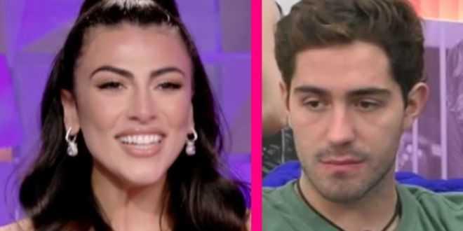 Gf vip 5, Giulia Salemi ha il dente avvelenato con Tommaso Zorzi: il duro affondo