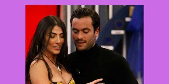GF Vip, Giulia Salemi e Pierpaolo Pretelli in crisi: il motivo e la reazione dell'ex velino