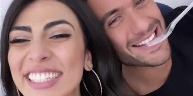 GF Vip 5, Giulia Salemi e la romantica sorpresa per Pierpaolo Pretelli