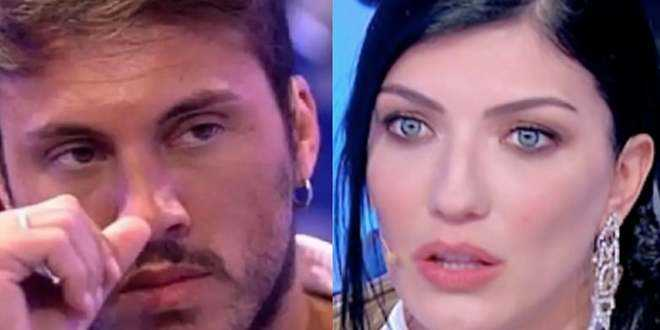 News Uomini e Donne, Giulio Raselli commenta il trono di Giovanna Abate