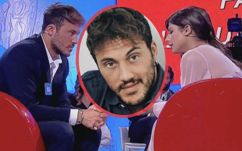 Uomini e Donne news, Giulio Raselli racconta di quando ha pianto per Giulia Cavaglià