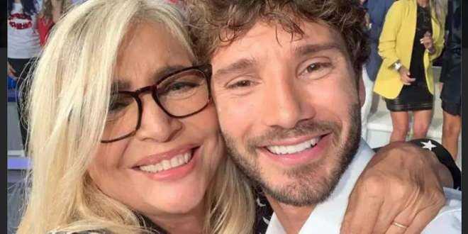 Gossip news, Mara Venier difende Stefano De Martino: la frase che farà arrabbiare Belen