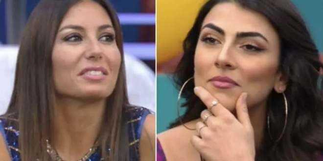 """GF Vip 5, la Gregoraci dice tutta la verità: """"Ho visto coi miei occhi Giulia Salemi con Flavio"""""""