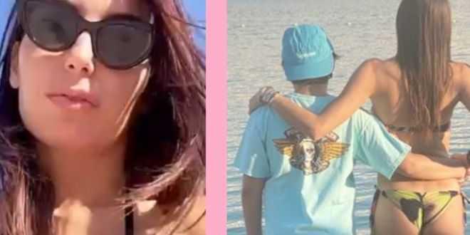"""Dayane Mello prima finalista al GfVip: """"fuori"""" si festeggia così – FOTO"""