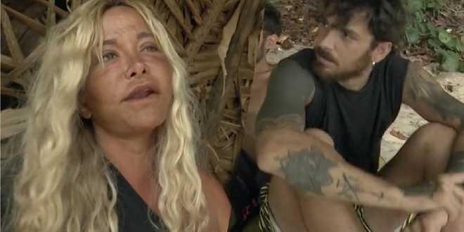 Isola dei Famosi 2021, guerra tra Andrea e Vera?