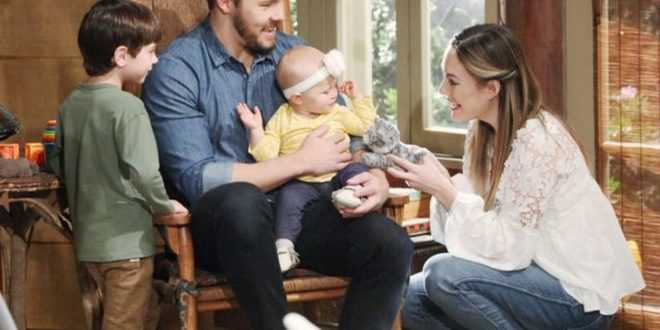 Beautiful anticipazioni americane: Hope e Liam genitori di Douglas