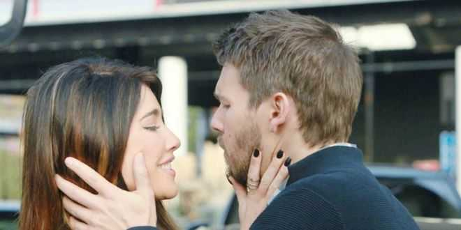 Anticipazioni americane di Beautiful: Hope vede il bacio tra Steffy e Liam