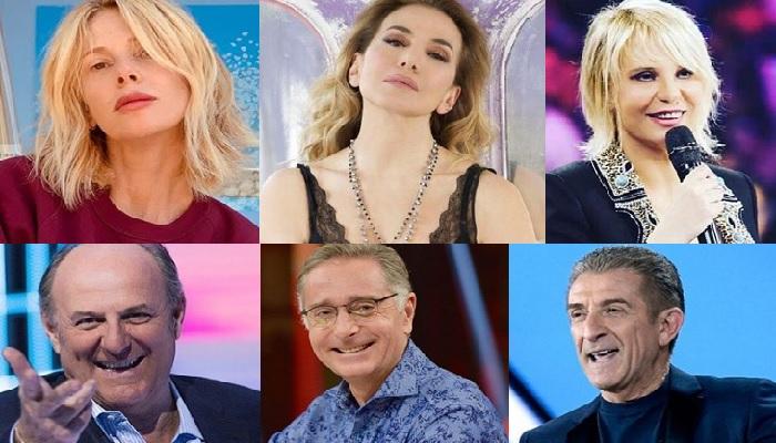 I conduttori Mediaset che guadagnano di più! Ecco chi sarebbe al primo posto!