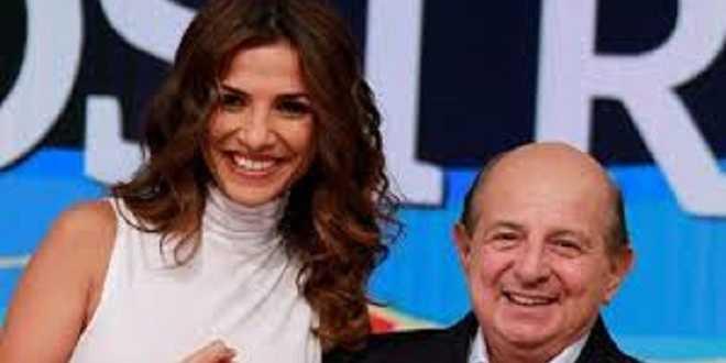 I Fatti Vostri, Giancarlo Magalli sull'addio di Roberta Morise: 'Non l'ho voluto io'