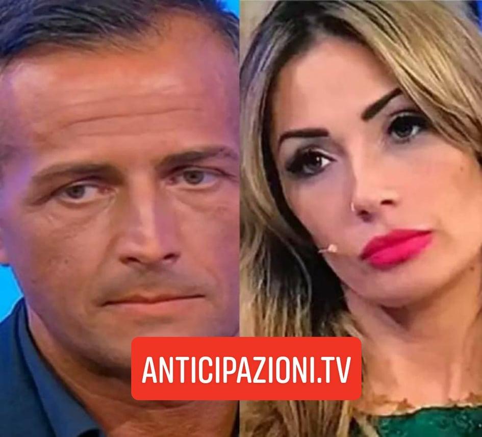 Uomini e Donne gossip: Ida Platano rifiuta ancora di sposare Riccardo Guarnieri?