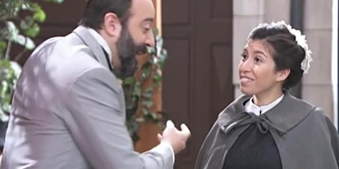 Una Vita anticipazioni, puntate spagnole: Jacinto e Marcelina si incontrano e si innamorano