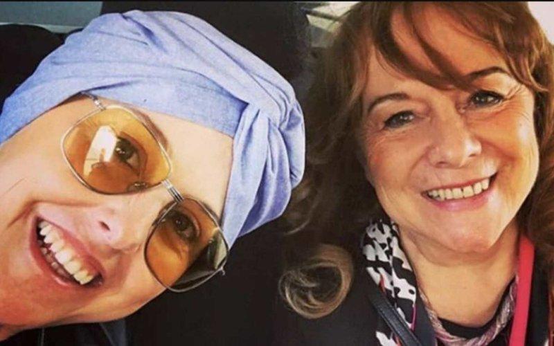 La madre di Nadia Toffa racconta l'ultima notte e le commoventi parole della figlia
