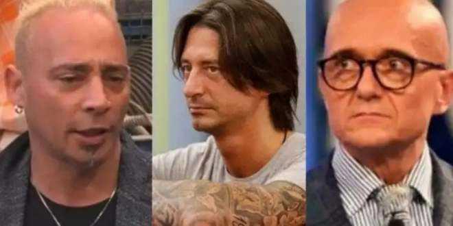 """GF Vip 5, la rabbia di Salvo Veneziano contro Signorini: """"Io trattato come un assassino"""""""