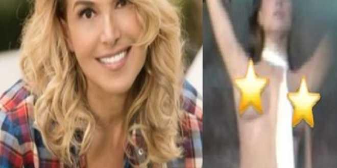 La Rai mostra il seno di Barbara d'Urso: la conduttrice va su tutte le furie