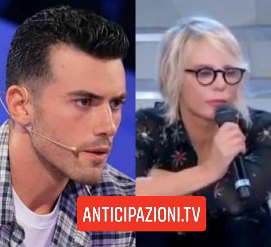 Uomini e Donne, la ribellione del web contro Maria De Filippi: Alessandro trattato in maniera indegna?
