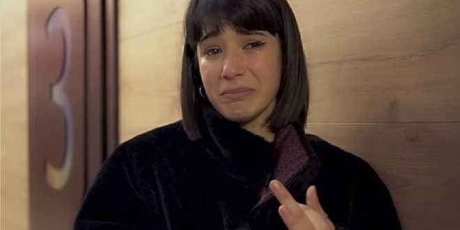 Amici 20, le lacrime di Martina Miliddi