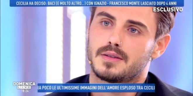 """Grande Fratello Vip, l'ammissione di Monte: """"Amo ancora Cecilia"""""""