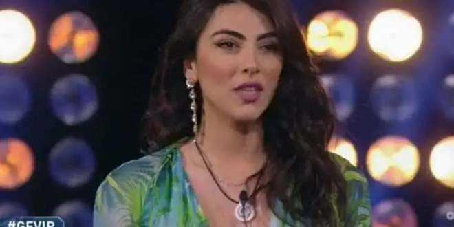 GF Vip 5, le prime parole di Giulia Salemi dopo l'eliminazione
