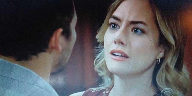 Beautiful puntate americane: Liam perde la pazienza con la moglie Hope, il motivo