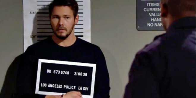 Beautiful anticipazioni americane, Liam viene arrestato