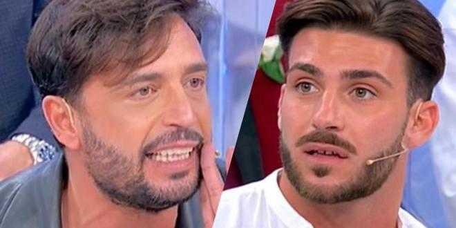 """Uomini e Donne, furiosa lite tra Armando e Nicola: """"Ti piacciono gli uomini o le donne?"""""""