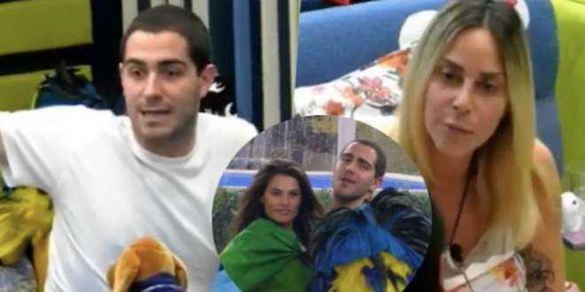 GF Vip 5, furiosa lite tra Stefania Orlando e Tommaso Zorzi a causa di Dayane Mello