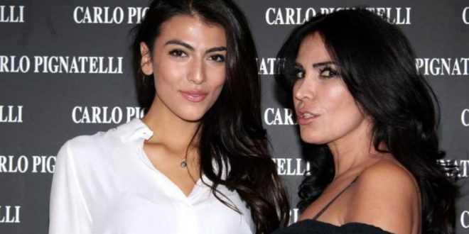 Grande Fratello Vip, lite tra Giulia Salemi e la madre: Fariba è in ospedale