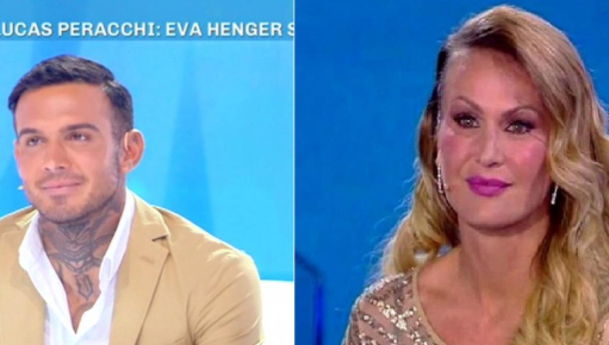 Live – Non è la d'Urso, Eva Henger fa un'assurda richiesta a Lucas Peracchi: lui si infuria