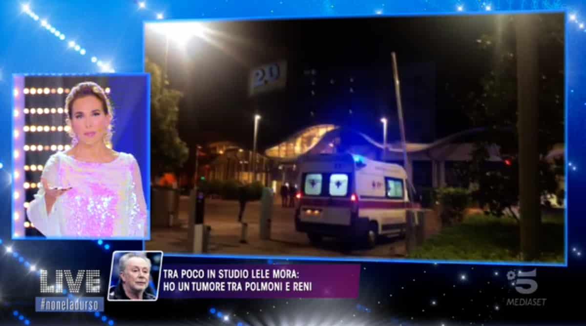 Live, Non è la d'Urso, Francesca De André collassa e viene portata d'urgenza in ospedale: ecco come sta