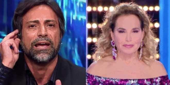 Live – Non è la d'Urso, furibonda lite tra Barbara d'Urso e il fidanzato di Antonella Elia