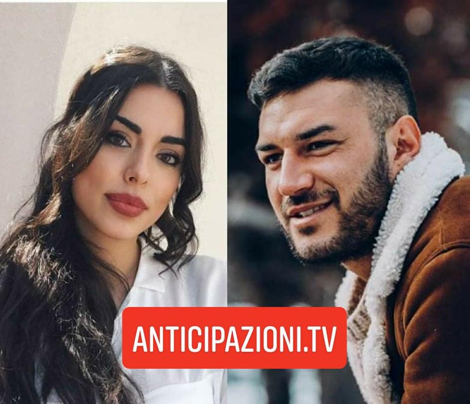 Uomini e Donne news: Lorenzo Riccardi confessa la storia con Giulia D'Urso, corteggiatrice di Giulio Raselli