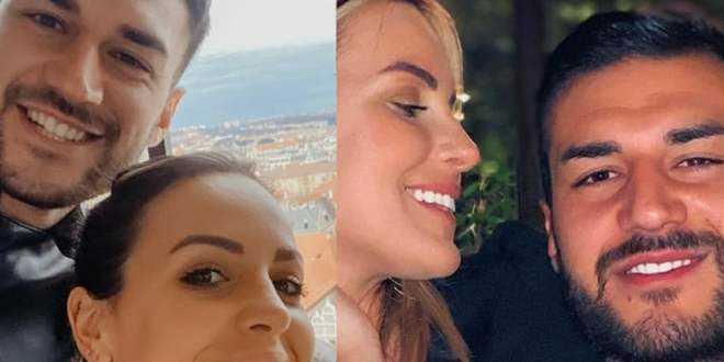 News Uomini e Donne, Lorenzo Riccardi e Claudia Dionigi festeggiano l'anniversario
