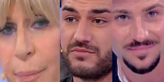 Uomini e Donne, Lorenzo Riccardi parla di Gemma e Sirius: il commento tutto da ridere