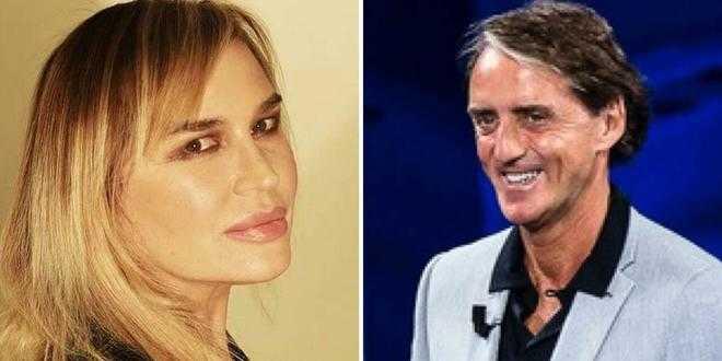 """Lory Del Santo lancia la bomba: """"Ho passato una notte indimenticabile con Roberto Mancini"""""""
