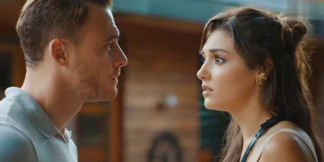 Love is in the air anticipazioni 17 giugno 2021, il segreto di Eda e Serkan in pericolo