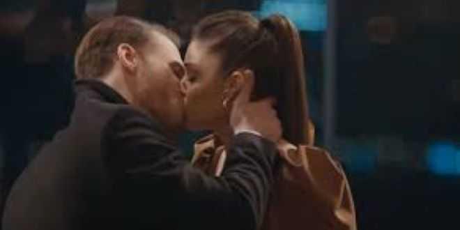 Love is in the air anticipazioni 21 settembre 2021, esplode la passione tra Eda e Serkan