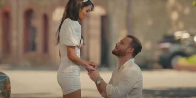 Love is in the air anticipazioni 24 settembre 2021, Serkan propone ad Eda di sposarlo