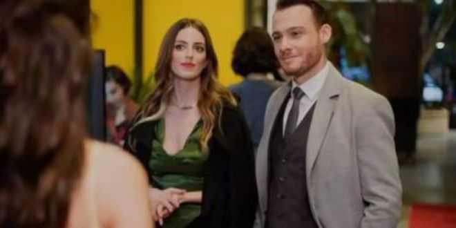 Love is in the air anticipazioni 27 settembre 2021, Serkan e Selin di nuovo fidanzati?