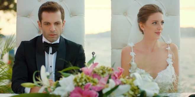 Love is in the air anticipazioni 8 luglio 2021: Selin e Ferit si sposano, Eda deve fermarli!