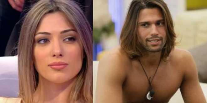 """Uomini e donne news, Luca Onestini contro Soleil Sorge: """"Lei è il peggio della tv"""""""