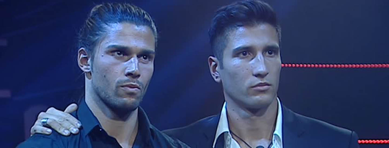 Uomini e Donne gossip, Luca Onestini furioso col GF: il fratello Gianmarco bistrattato e ignorato