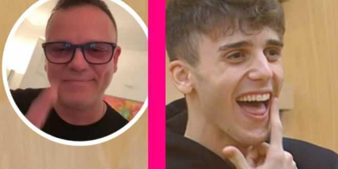 Amici 21, Luca sfida suo padre Gigi D'Alessio: arriva l'ardua prova
