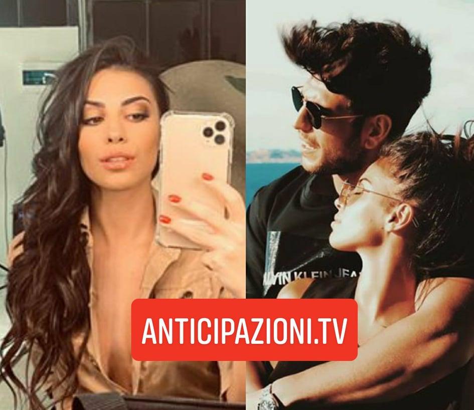 Uomini e Donne gossip, Luigi Mastroianni con un'altra: arriva la reazione di Irene Capuano