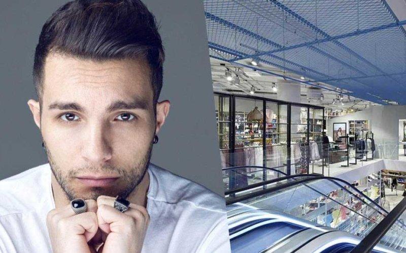 Marco Carta, le testimonianze shock dei commessi della Rinascente di Milano