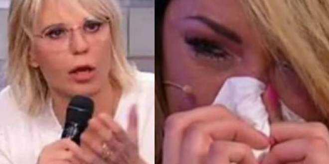 Uomini e Donne gossip, Maria De Filippi fa piangere Ida Platano